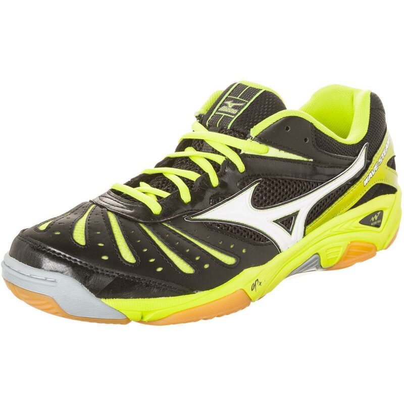 Mizuno Wave Steam 2 schwarz 44