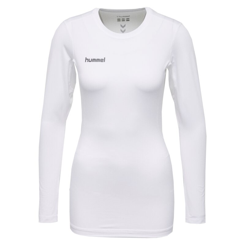 Hummel First Performance Damen Unterziehshirt Langarm